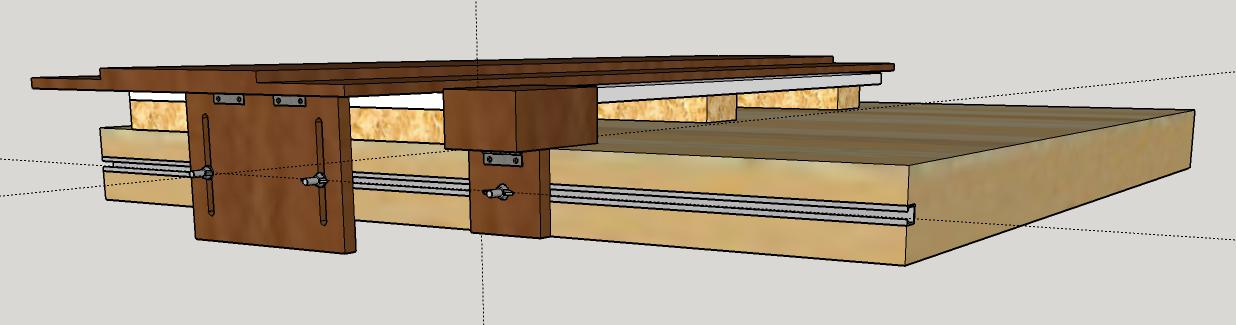 Choix du bois pour l 39 tabli copain des copeaux - Fabriquer une scie circulaire sur table ...